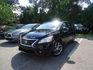 2015 Nissan Sentra SR SEFFNER, Florida