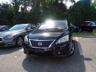 2015 Nissan Sentra SR SEFFNER, Florida 6