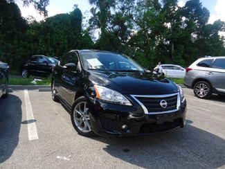 2015 Nissan Sentra SR SEFFNER, Florida 8