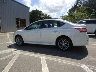 2015 Nissan Sentra SR PREM PKG. LEATHER. SUNRF. NAV. BOSE SOUND SEFFNER, Florida 11