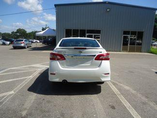2015 Nissan Sentra SR PREM PKG. LEATHER. SUNRF. NAV. BOSE SOUND SEFFNER, Florida 13