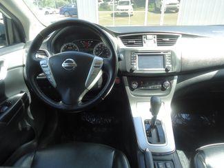 2015 Nissan Sentra SR PREM PKG. LEATHER. SUNRF. NAV. BOSE SOUND SEFFNER, Florida 20