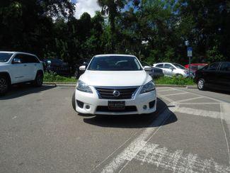 2015 Nissan Sentra SR PREM PKG. LEATHER. SUNRF. NAV. BOSE SOUND SEFFNER, Florida 7