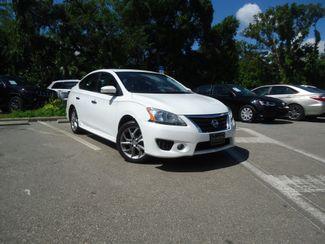 2015 Nissan Sentra SR PREM PKG. LEATHER. SUNRF. NAV. BOSE SOUND SEFFNER, Florida 9