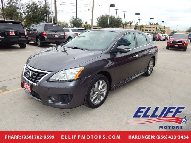 2015 Nissan Sentra SR in Harlingen, TX 78550