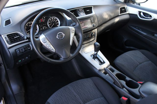 2015 Nissan SENTRA SV 1.8L AUTOMATIC 70K MLS 1-OWNER NEW TIRES in Woodland Hills CA, 91367