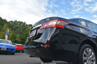 2015 Nissan Sentra SV Waterbury, Connecticut 8