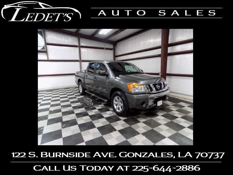 2015 Nissan Titan SV - Ledet's Auto Sales Gonzales_state_zip in Gonzales Louisiana