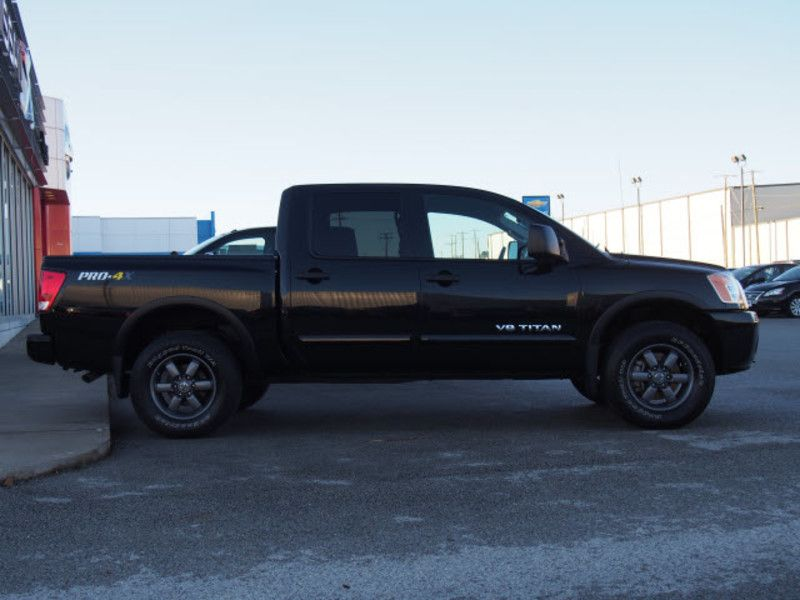 2015 Nissan Titan PRO-4X  city Arkansas  Wood Motor Company  in , Arkansas