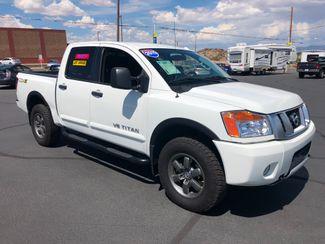 2015 Nissan Titan PRO-4X in Kingman Arizona, 86401