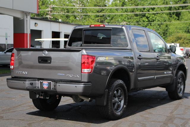 2015 Nissan Titan PRO-4X Crew Cab 4x4 - REARVIEW CAMERA - BEDLINER! Mooresville , NC 23