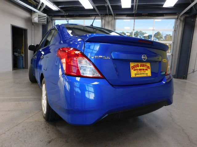 2015 Nissan Versa S Plus in Airport Motor Mile ( Metro Knoxville ), TN 37777