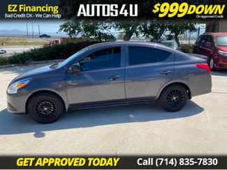 2015 Nissan Versa S Plus in Anaheim, CA 92807