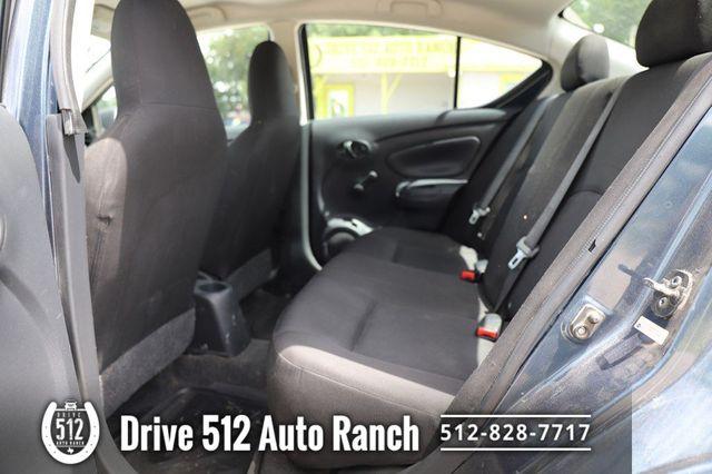 2015 Nissan Versa S in Austin, TX 78745