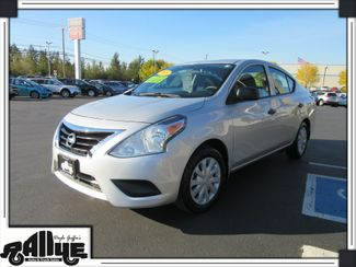 2015 Nissan Versa S Plus in Burlington WA, 98233