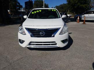 2015 Nissan Versa SV Dunnellon, FL 7
