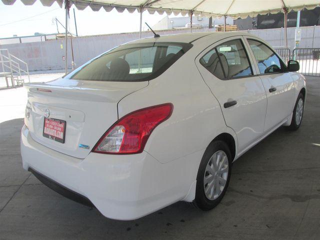2015 Nissan Versa S Plus Gardena, California 2