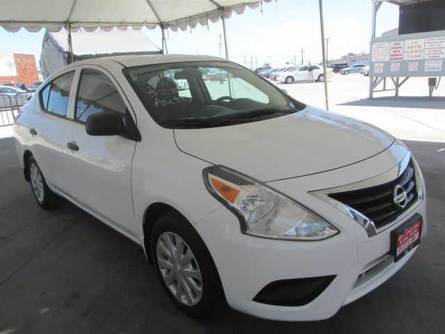 2015 Nissan Versa S Plus Gardena, California 3