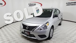 2015 Nissan Versa S Plus in Garland