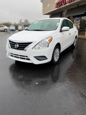 2015 Nissan VERSA  | Hot Springs, AR | Central Auto Sales in Hot Springs, AR
