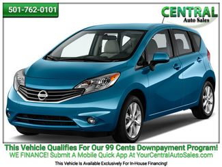 2015 Nissan VERSA  | Hot Springs, AR | Central Auto Sales in Hot Springs AR