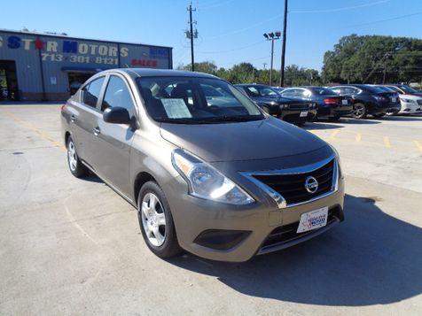 2015 Nissan Versa S Plus in Houston