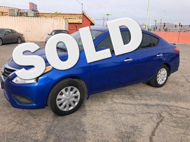 2015 Nissan Versa SV CAR PROS AUTO CENTER (702) 405-9905 Las Vegas, Nevada