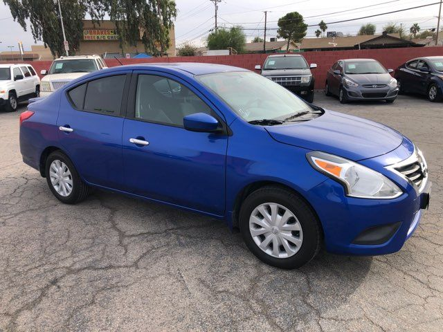 2015 Nissan Versa SV CAR PROS AUTO CENTER (702) 405-9905 Las Vegas, Nevada 5