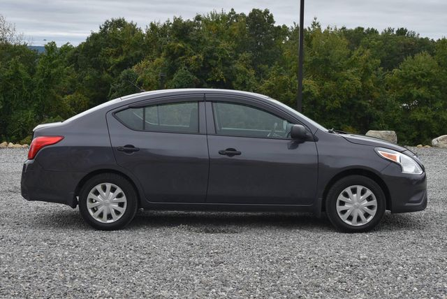 2015 Nissan Versa S Naugatuck, Connecticut 5