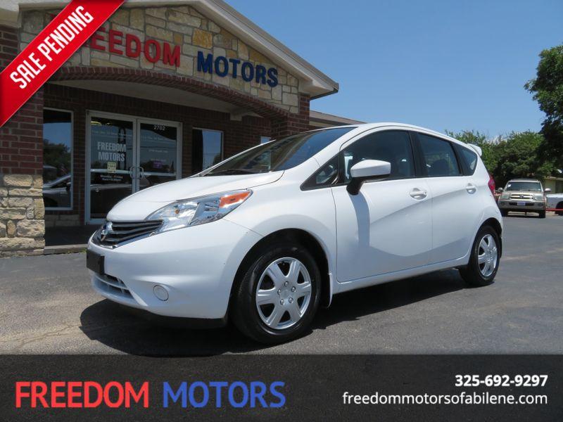2015 Nissan Versa Note S Plus | Abilene, Texas | Freedom Motors  in Abilene Texas