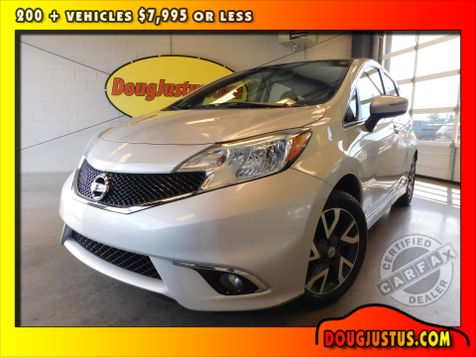 2015 Nissan Versa Note(Navi-backup camera) SR in Airport Motor Mile ( Metro Knoxville ), TN