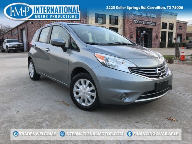 2015 Nissan Versa Note SV ONE OWNER