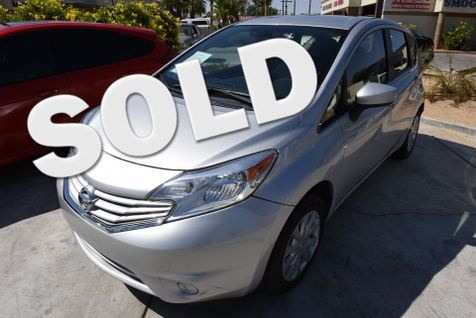 2015 Nissan Versa Note  in Cathedral City