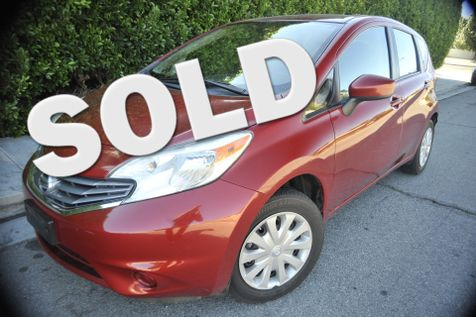 2015 Nissan Versa Note S in Cathedral City