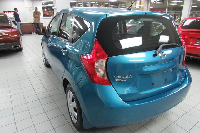 2015 Nissan Versa Note S Plus Chicago, Illinois 4
