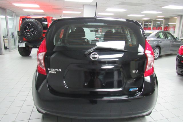 2015 Nissan Versa Note SV Chicago, Illinois 5