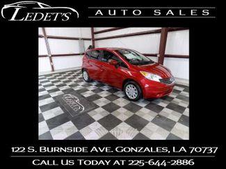 2015 Nissan Versa Note SV - Ledet's Auto Sales Gonzales_state_zip in Gonzales