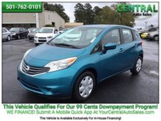 2015 Nissan Versa Note S Plus | Hot Springs, AR | Central Auto Sales in Hot Springs AR