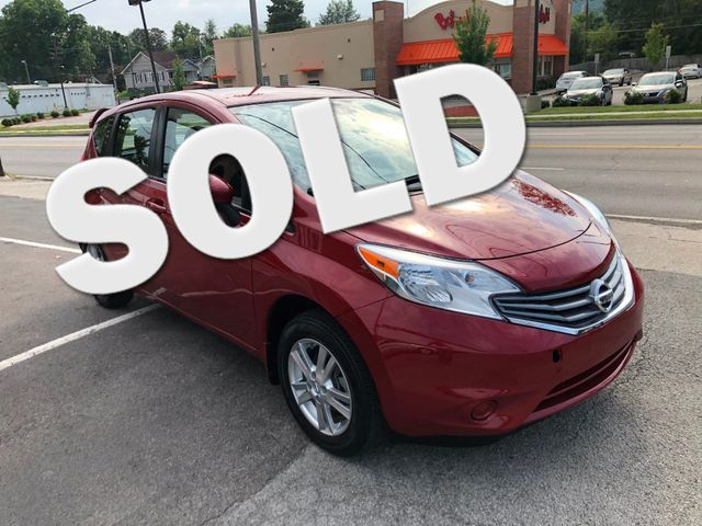 2015 Nissan Versa Note S Plus Knoxville , Tennessee