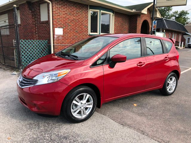 2015 Nissan Versa Note S Plus Knoxville , Tennessee 8