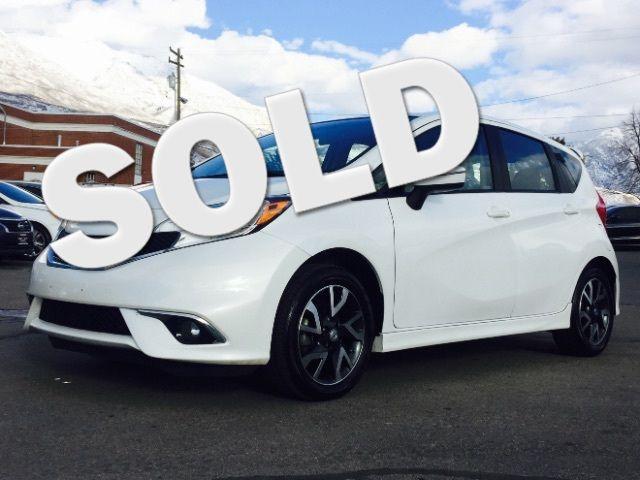 2015 Nissan Versa Note SR LINDON, UT