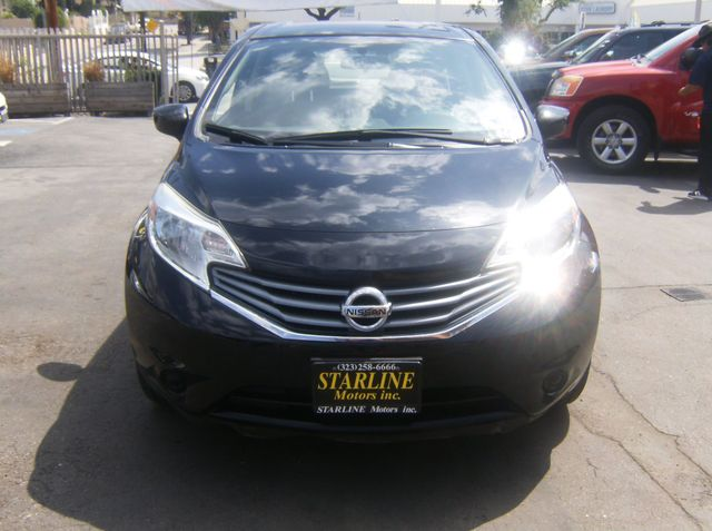 2015 Nissan Versa Note SV Los Angeles, CA 1