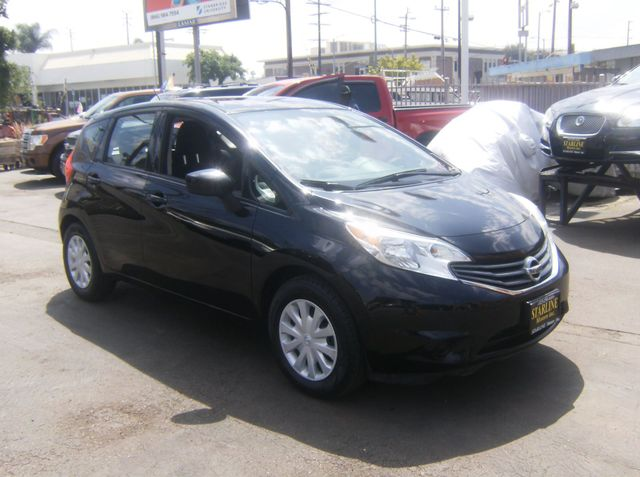 2015 Nissan Versa Note SV Los Angeles, CA 4
