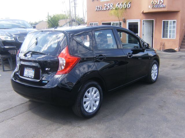 2015 Nissan Versa Note SV Los Angeles, CA 5