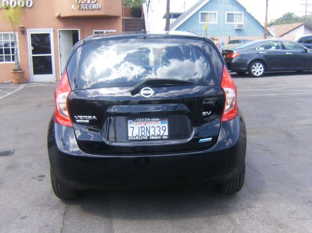 2015 Nissan Versa Note SV Los Angeles, CA 9