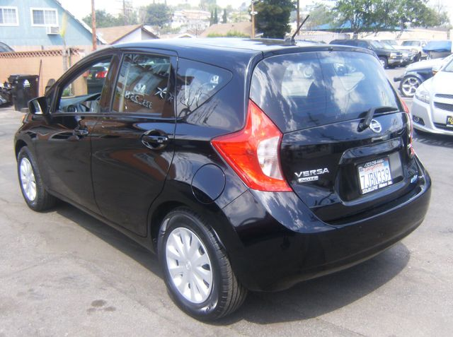 2015 Nissan Versa Note SV Los Angeles, CA 8
