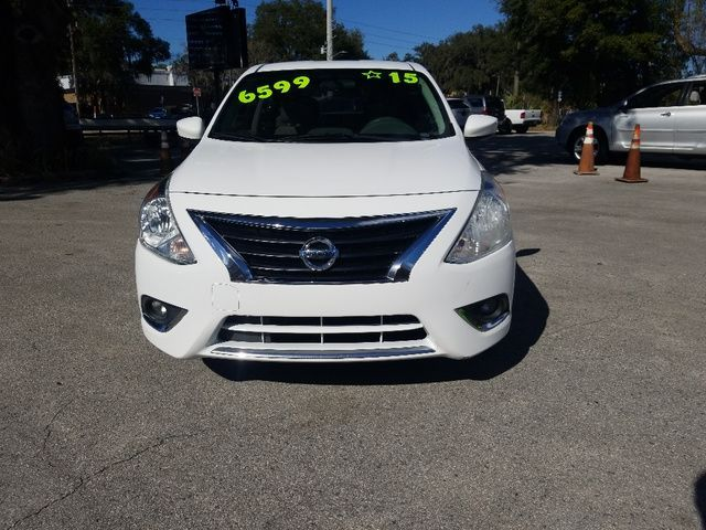 2015 Nissan Versa SV in Plano, TX 75075