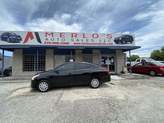2015 Nissan Versa S Plus in San Antonio, TX 78237
