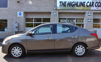 2015 Nissan Versa SV Waterbury, Connecticut 1