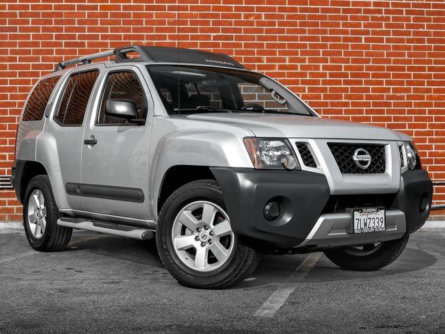 2015 Nissan Xterra X Burbank, CA 1
